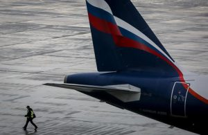 The Russian government has privatization plans for state-run Aeroflot