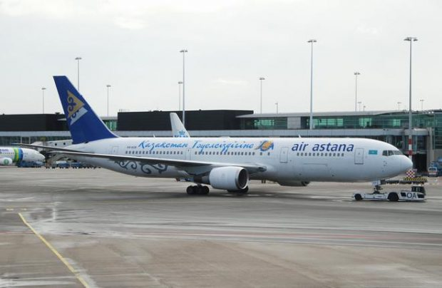 Air Astana is the world's first carrier to offer GX Aviation on widebody airliners