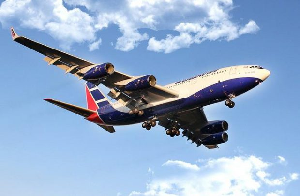 The Il-96 and its three siblings were delivered to Cubana via Ilyushin Finance Co