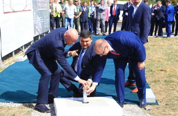 Odesa Airport starts construction of new runway