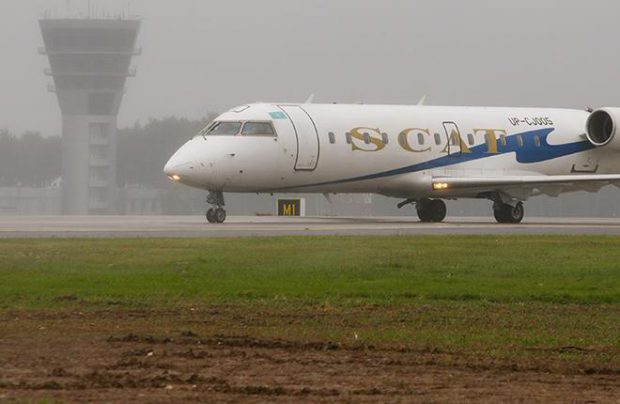 SCAT Airlines is planning to launch operations to more Russian destinations