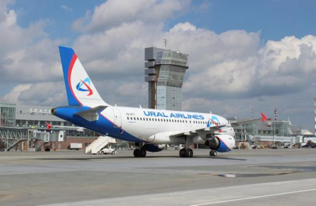 Ural Airlines has an all-Airbus fleet