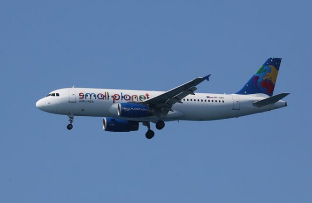 Small Planet operates a fleet of A320s and A321s