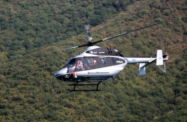 Russian helicopters will be sold in Mexico