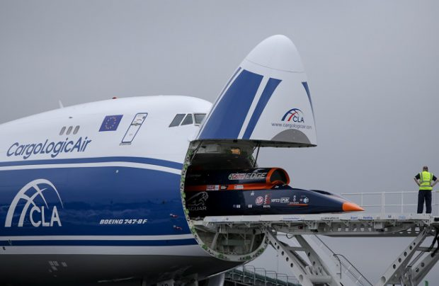 CargoLogicAir was launched in 2016