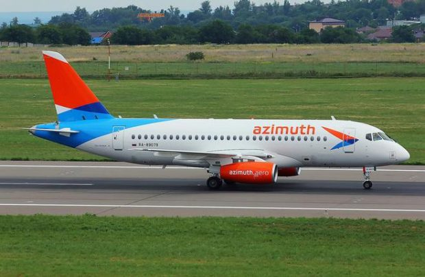 Azimuth Airlines has hefty backers