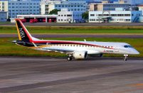 Saratov Airlines operates a mix of regional jetliners