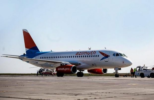 Azimuth Airlines plans to bring its fleet up to 20 units eventually