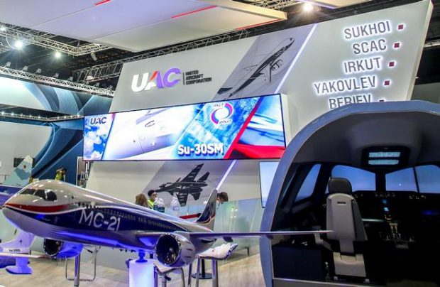 The UAC is to be merged with another Russian aircraft manufaccturing specialist