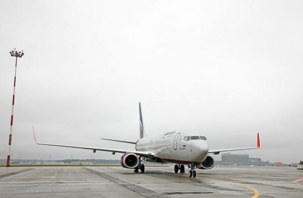 Aeroflot has a total of 50 737-800s on order