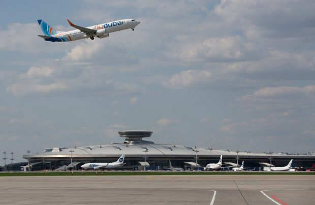 flydubai began flying to Russia in 2014