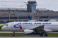 Ural Airlines will fly from Sheremetyevo to Sochi, Yekaterinburg, and Simferopol