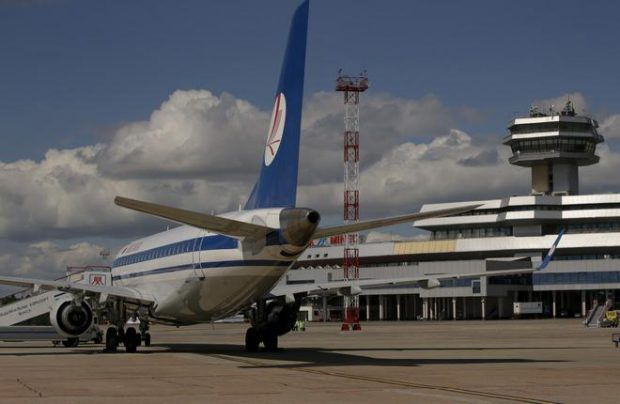 Minsk will inaugurate a new runway next year