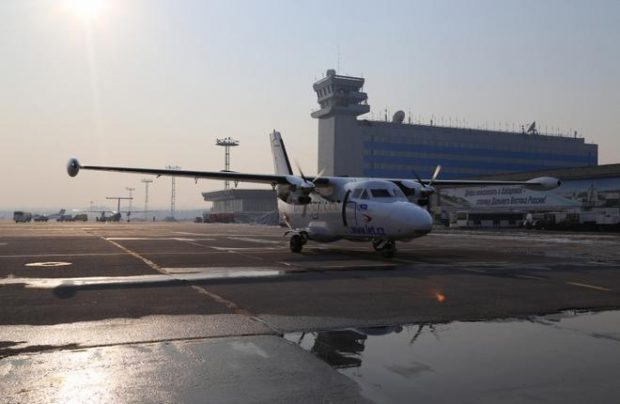 Khabarovsk Airlines has three more L-140 turboprops
