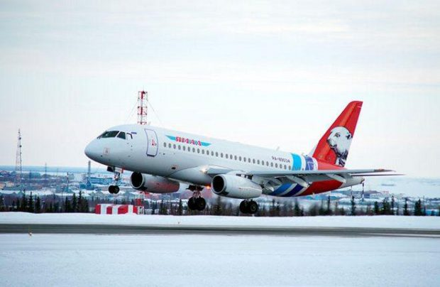 Yamal also operates Airbus and Boeing narrowbodies