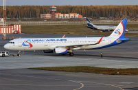 Ural Airlines is one of Russia's four largest carriers by passenger traffic