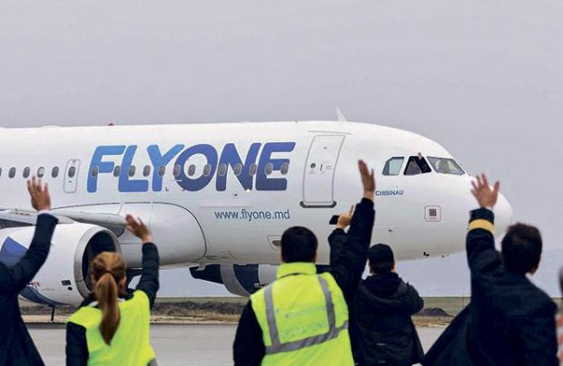 Moldova's Fly One expands fleet and market share