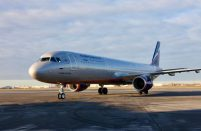 Aeroflot has thus increased its A320 family fleet to 215 airframes