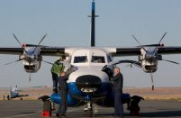 GE Aviation Czech produces turboprop engines, including for the L-410