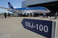 The SSJ100 may now be exported into the EU and farther abroad via Italy