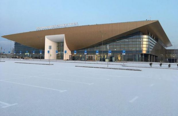 Perm will have its new terminal fully completed by 2019