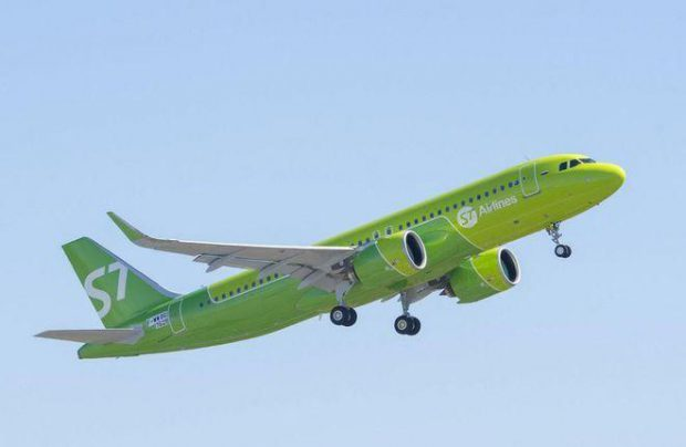 S7 Airlines is Russia's launch customer for the A320neo family