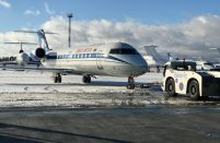 Belavia operates CRJ100/200s, Embraer E175/195s, and Boeing 737s
