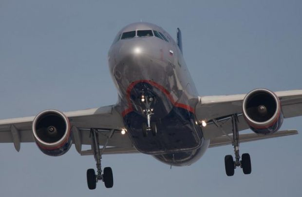 Aeroflot gets three narrowbodies at once