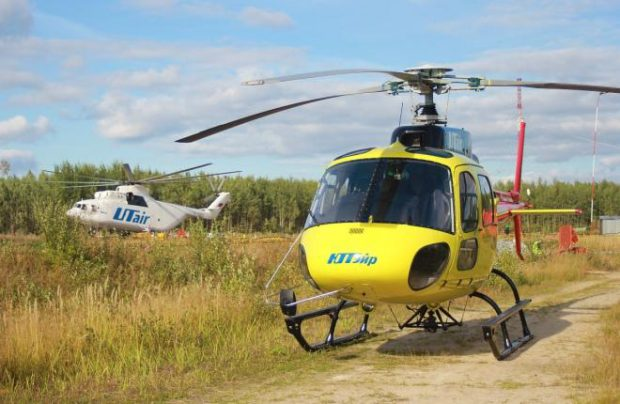 UTair will simultaneously phase out its Robinson R44 rotorcraft