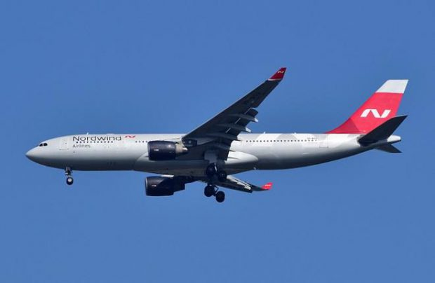 Nordwind has two A330-200 airliners