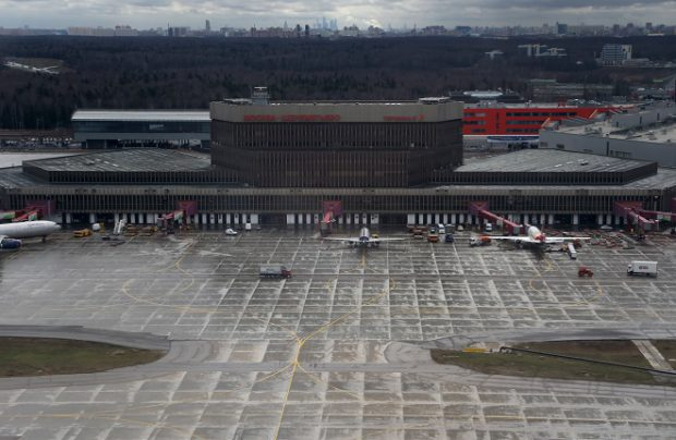 Sheremetyevo is operated by TPS Avia