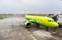 S7 Airlines is Russia's third largest carrier