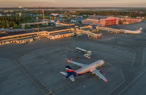Surgut is one of Khanty-Mansi Autonomous District's three international airports