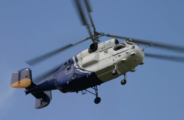 Kamov rotorcraft still interest some