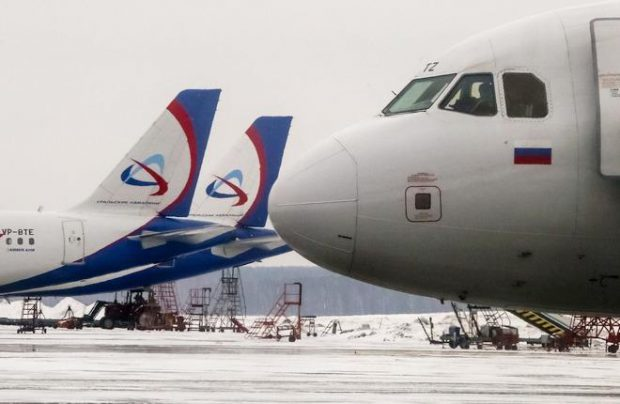 Ural Airlines currently has 43 A320 family airliners