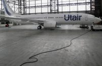 UTair is rebranding its fleet