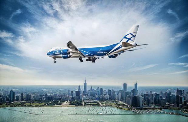 AirBridgeCargo is Russia's largest air freight operator