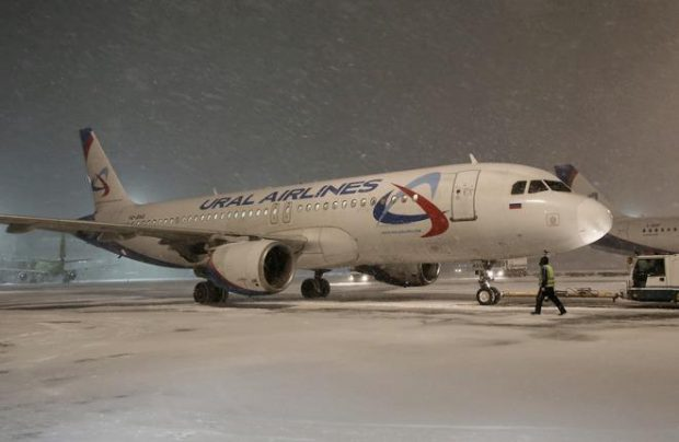 Sr Technics Russias Ural Airlines Sign Long Term Contract