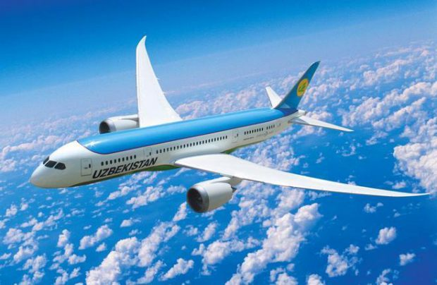 Uzbekistan Airways is the Uzbek flag carrier