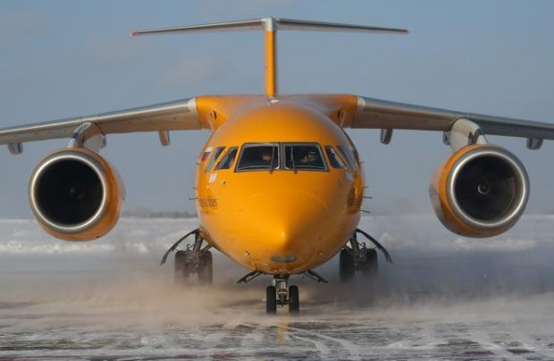 Saratov Airlines has grounded its An-148 fleet until further notice