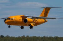 Saratov Airlines Antonov An-148 crashes near Moscow