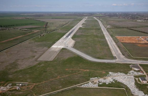 Moscow's three airports alone served in excess of 88 million passengers