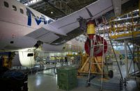 The MC-21 is to enter service next year