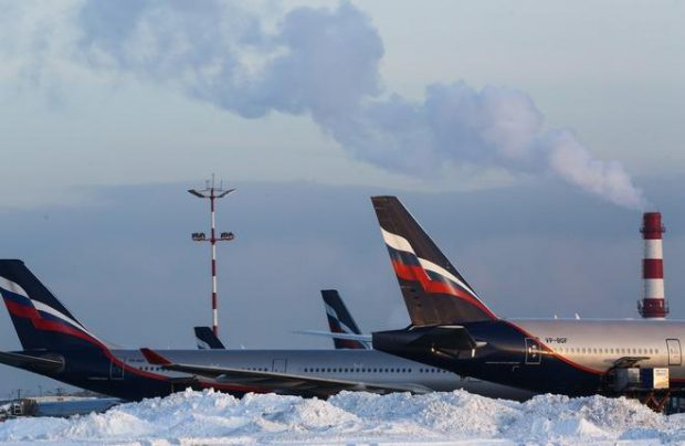 Aeroflot says the results were positively influenced by the exchange rate