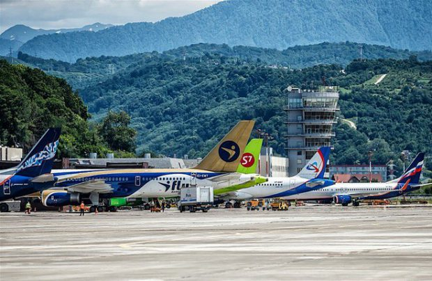 The four southern airgates together served over 1.3 million passengers in the first two months of 2018