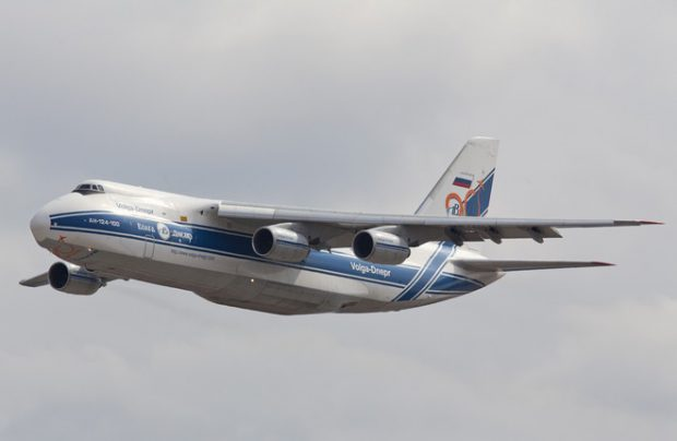 Russia is famed for its cargo operator Volga-Dnepr