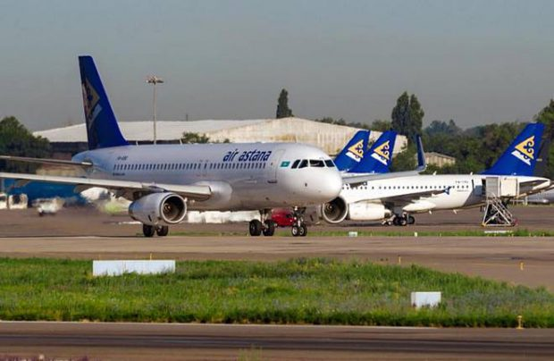 Air Astana is seeking to ca[pitalie on the FIFA boom in Russia later this year ,e