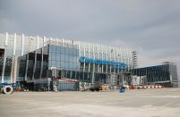 Simferopol is Crimea's primary airport