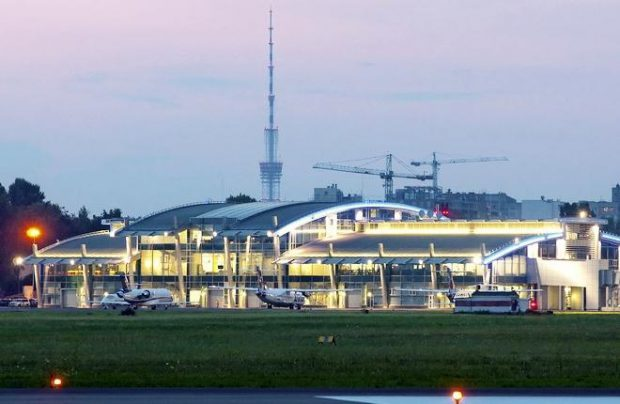 Four Ukrainian airports have also reported their statistics; all of them experienced varying degrees of passenger growth