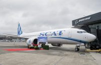 Kazakhstan's SCAT becomes the first in Central Asia to fly 737 MAX
